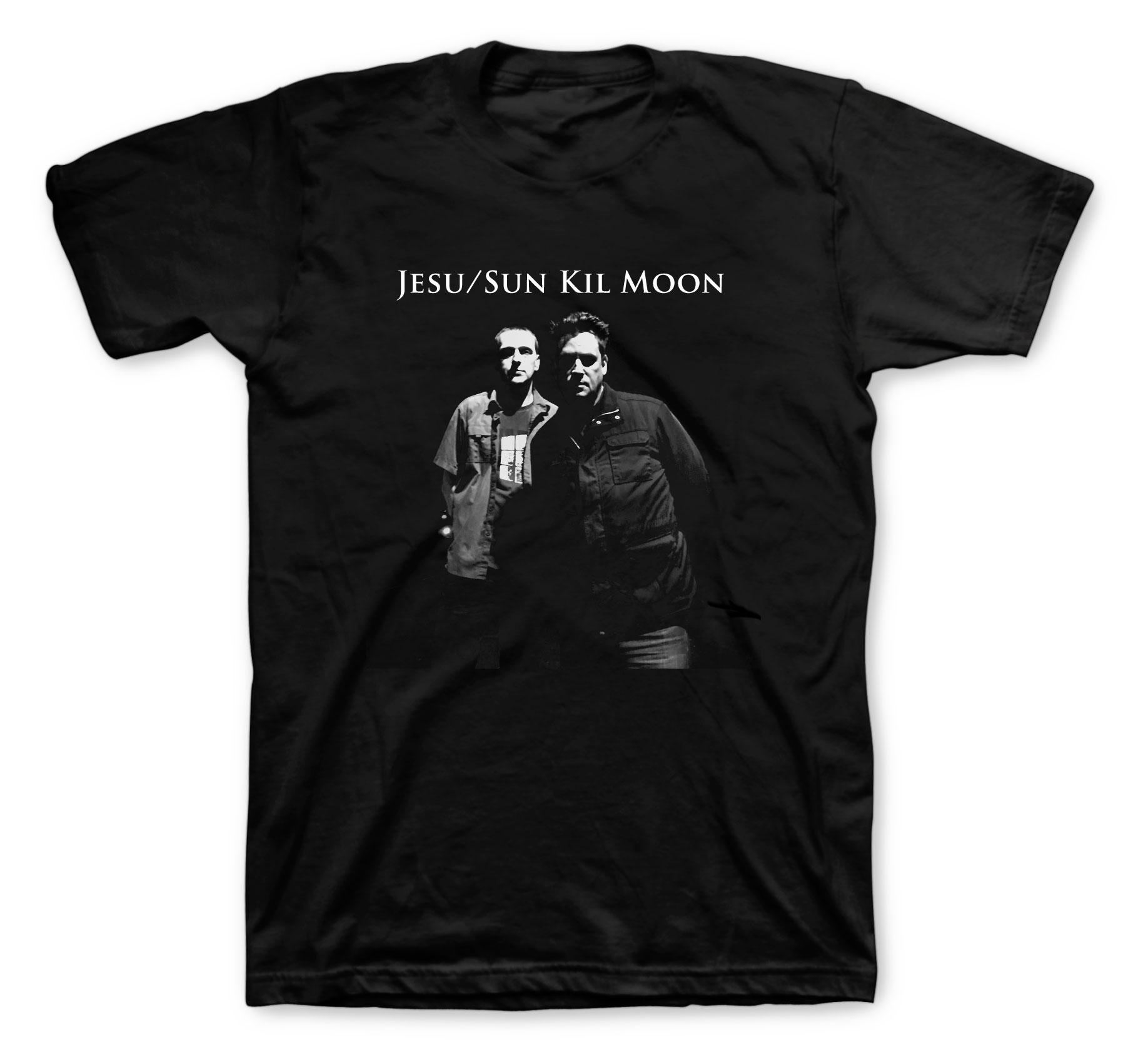 Jesu/Sun Kil Moon T-shirts
