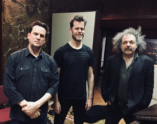 Mark Kozelek with Donny McCaslin and Jim White