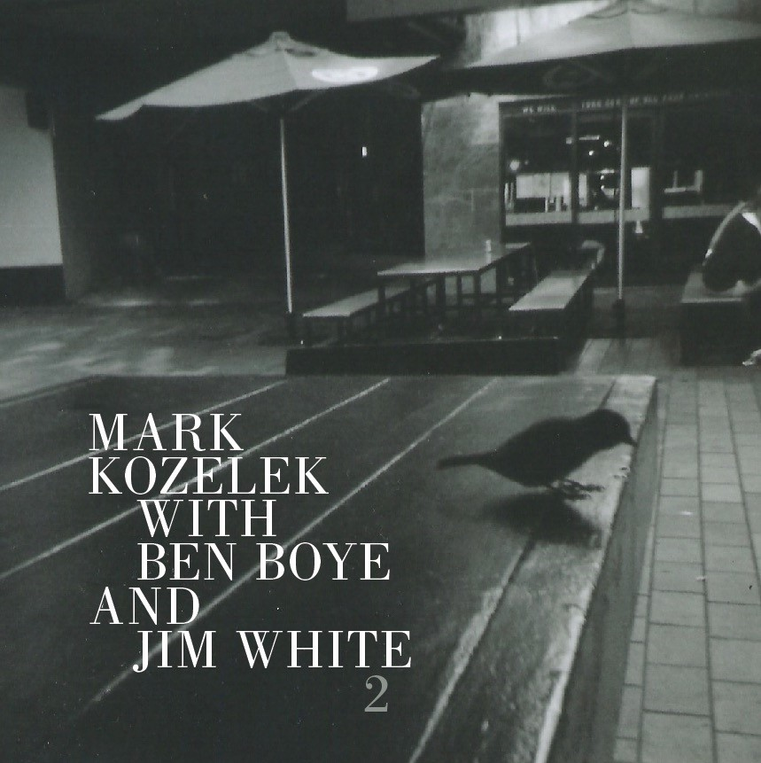 Mark Kozelek with Ben Boye and Jim White 2