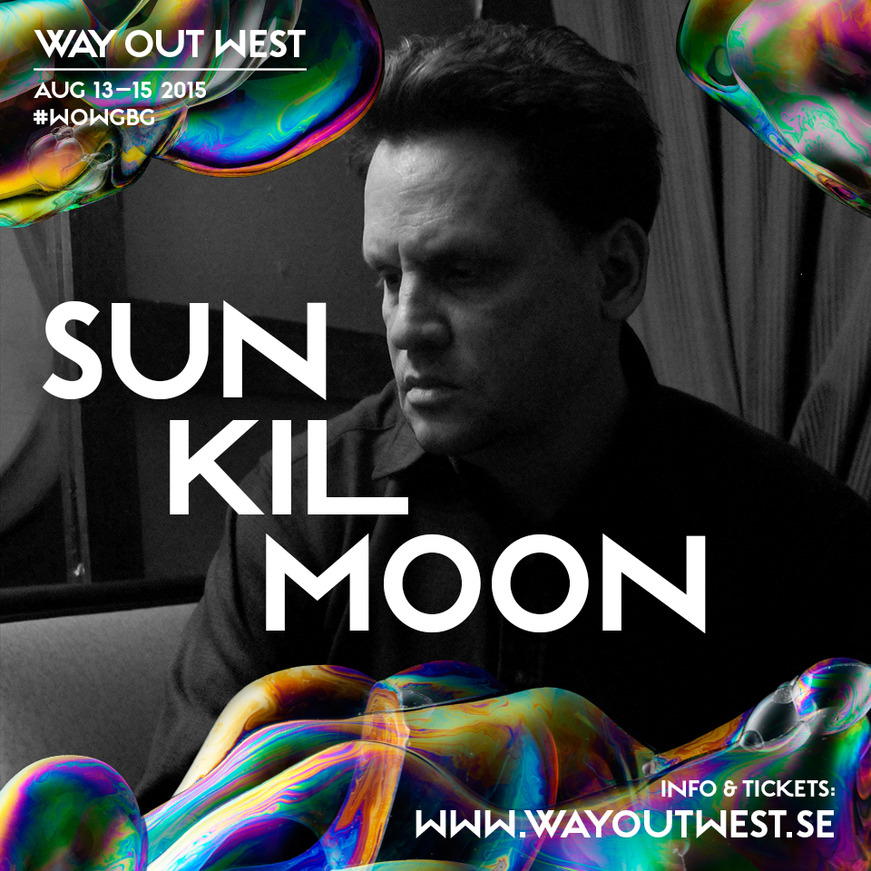 Mark Kozelek at Way Out West Aug 15