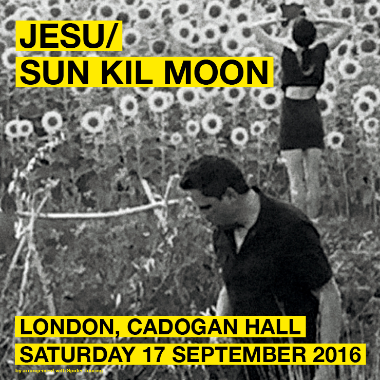 Jesu Sun Kil Moon London